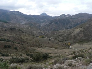 Monachil Valley