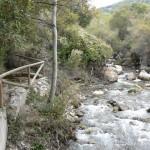 Monachil river