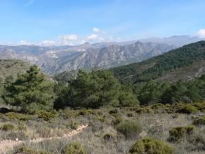 Trevenque and Atalayones de Dilar