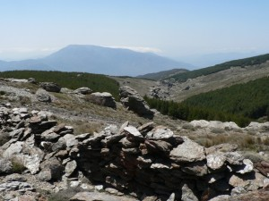 Sulayr hiking route Capileira - Trevelez